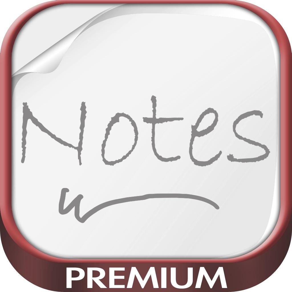 Notizblock - Premium